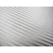 Karbon fólia Ezüst 100x152 cm
